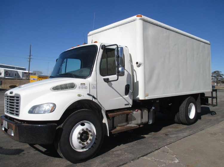 Cold Plate-Light and Medium Duty Trucks-Freightliner-2012-M2-LINCOLN-NE-387,309 miles-$21,250