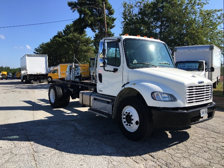 Cab and Chassis Truck-Light and Medium Duty Trucks-Freightliner-2012-M2-CONYERS-GA-231,387 miles-$28,500