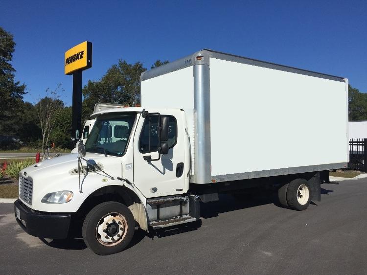 Medium Duty Box Truck-Light and Medium Duty Trucks-Freightliner-2012-M2-MOBILE-AL-129,266 miles-$32,250