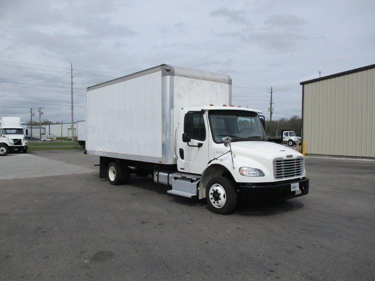 Medium Duty Box Truck-Light and Medium Duty Trucks-Freightliner-2012-M2-PELL CITY-AL-153,124 miles-$30,500