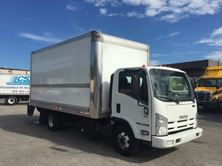 Medium Duty Box Truck-Light and Medium Duty Trucks-Isuzu-2012-NPR-MEDLEY-FL-226,283 miles-$19,500