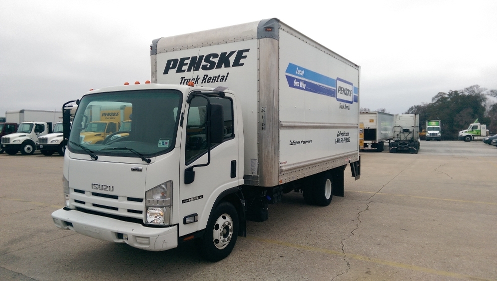 Medium Duty Box Truck-Light and Medium Duty Trucks-Isuzu-2012-NPR-HAMMOND-LA-99,233 miles-$25,500