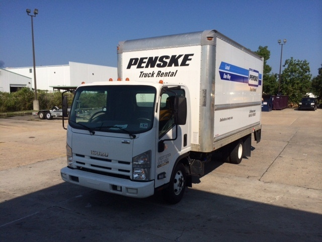 Medium Duty Box Truck-Light and Medium Duty Trucks-Isuzu-2012-NPR-HAMMOND-LA-113,168 miles-$24,750