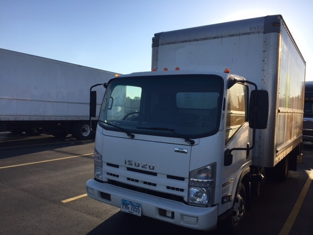 Medium Duty Box Truck-Light and Medium Duty Trucks-Isuzu-2012-NPR-WARREN-MI-130,985 miles-$22,500