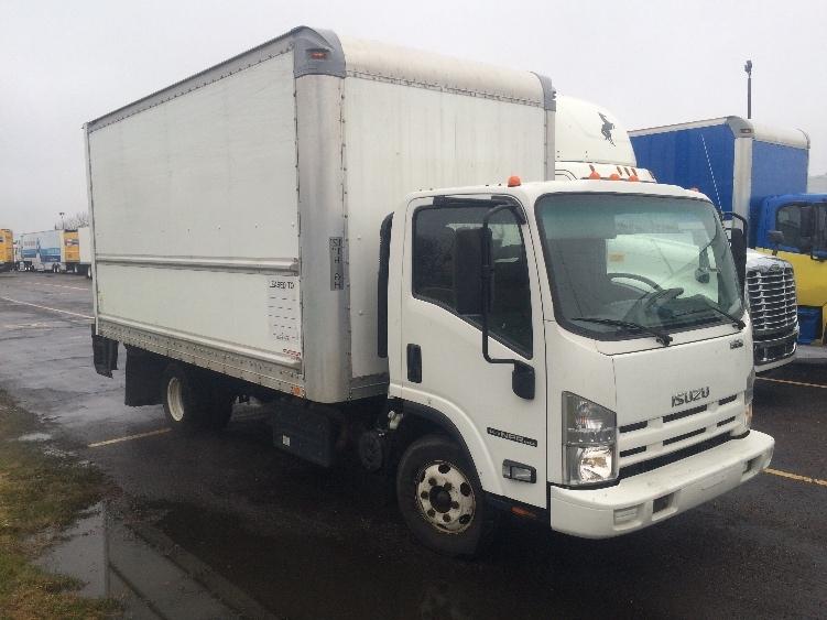 Medium Duty Box Truck-Light and Medium Duty Trucks-Isuzu-2012-NPR-INDIANAPOLIS-IN-115,530 miles-$25,250
