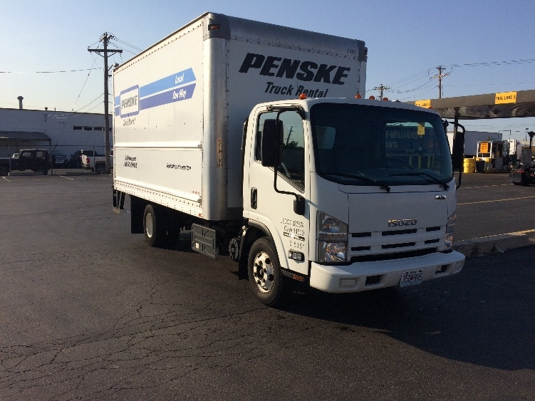 Medium Duty Box Truck-Light and Medium Duty Trucks-Isuzu-2012-NPR-SAINT LOUIS-MO-158,116 miles-$21,250