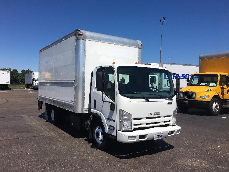 Medium Duty Box Truck-Light and Medium Duty Trucks-Isuzu-2012-NPR-RICHLAND-MS-161,940 miles-$21,000