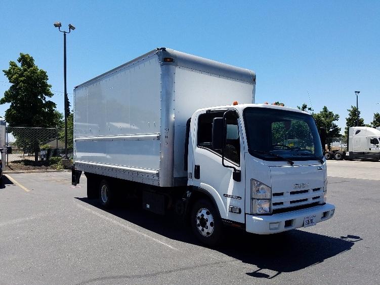 Medium Duty Box Truck-TRUCK-Isuzu-2012-NPR-STOCKTON-CA-172,095 miles-$20,250
