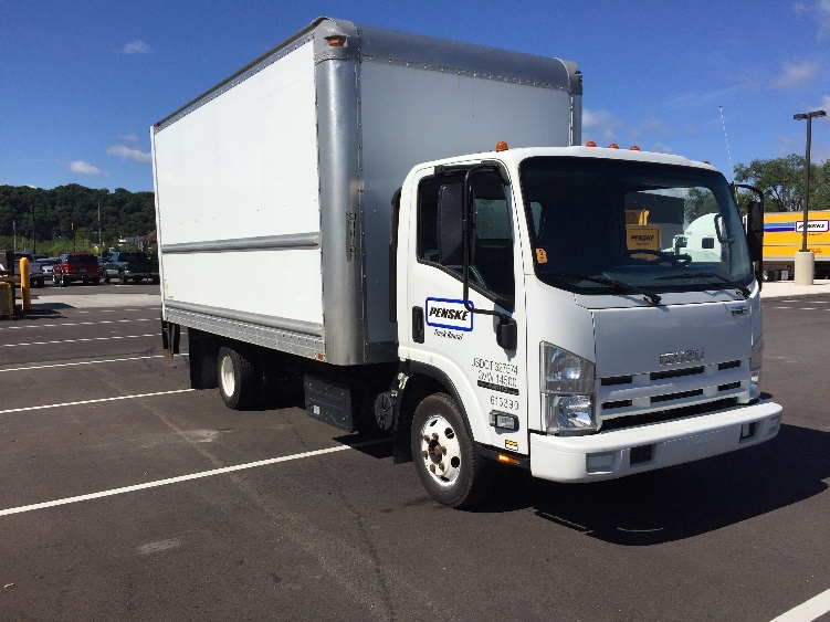 Medium Duty Box Truck-Light and Medium Duty Trucks-Isuzu-2012-NPR-PITTSBURGH-PA-151,071 miles-$21,500