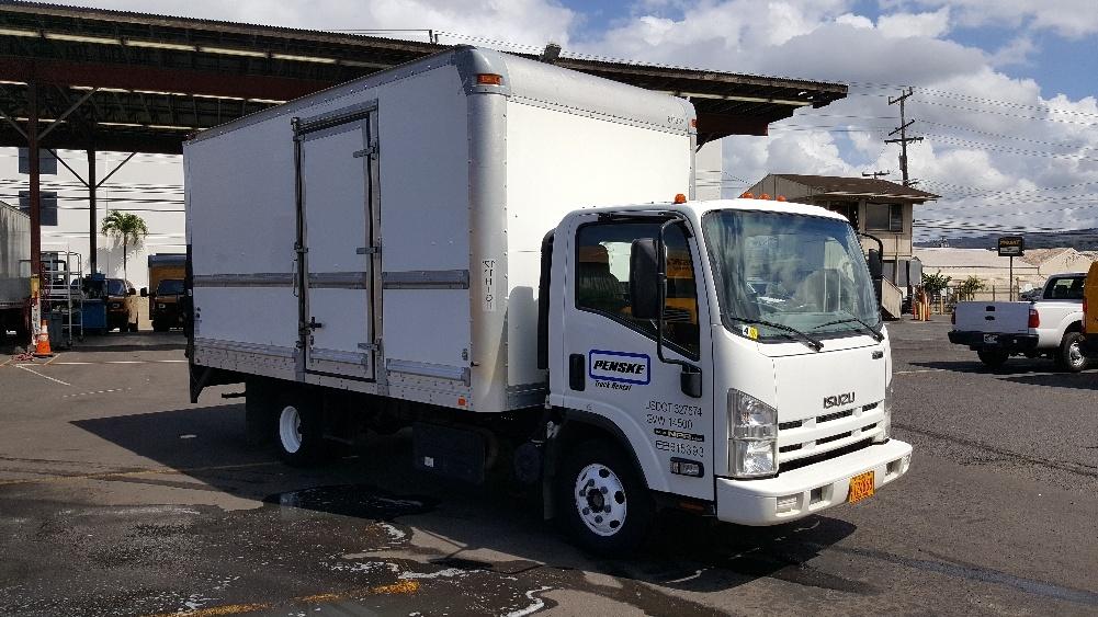 Medium Duty Box Truck-Light and Medium Duty Trucks-Isuzu-2012-NPR-TORRANCE-CA-78,213 miles-$33,000