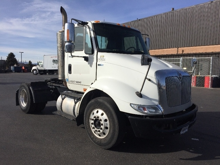 Day Cab Tractor-Heavy Duty Tractors-International-2012-8600-AURORA-CO-238,235 miles-$47,000