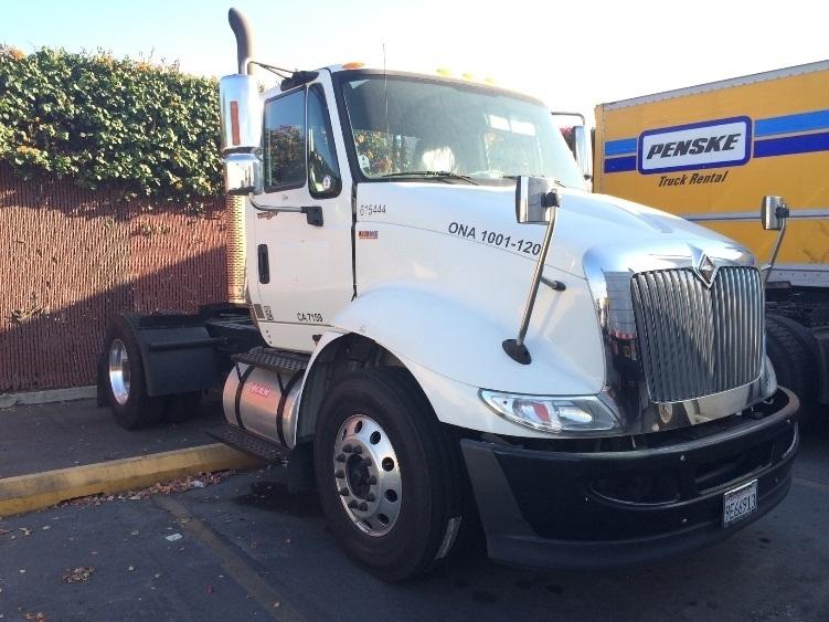 Day Cab Tractor-Heavy Duty Tractors-International-2012-8600-MONTEBELLO-CA-271,242 miles-$21,000
