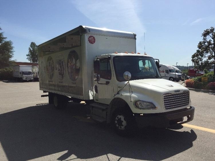 Medium Duty Box Truck-Light and Medium Duty Trucks-Freightliner-2012-M2-DELTA-BC-200,054 km-$40,750