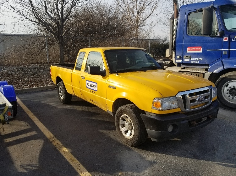 Pickup Truck-Light and Medium Duty Trucks-Ford-2011-RANGER-INDIANAPOLIS-IN-303,824 miles-$3,000