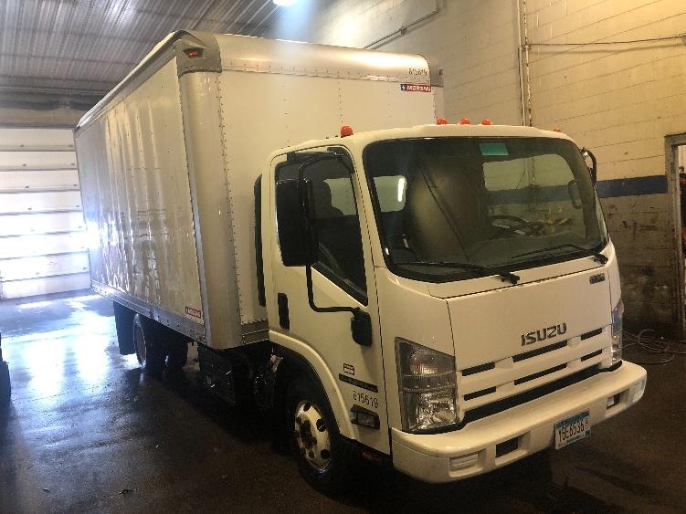 Medium Duty Box Truck-Light and Medium Duty Trucks-Isuzu-2011-NPR-BROOKLYN PARK-MN-29,433 miles-$26,500