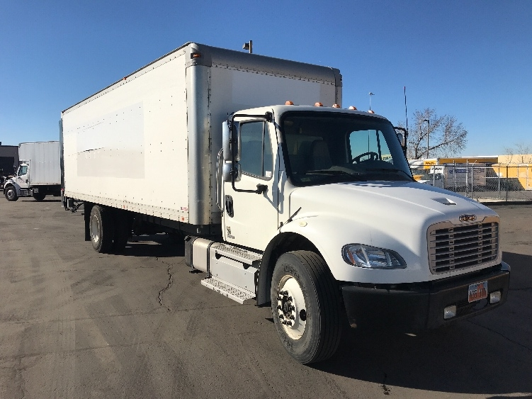 Medium Duty Box Truck-Light and Medium Duty Trucks-Freightliner-2012-M2-WEST VALLEY CITY-UT-288,683 miles-$22,000