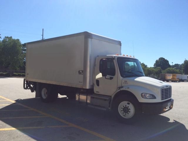 Medium Duty Box Truck-Light and Medium Duty Trucks-Freightliner-2012-M2-ATLANTA-GA-322,300 miles-$26,000