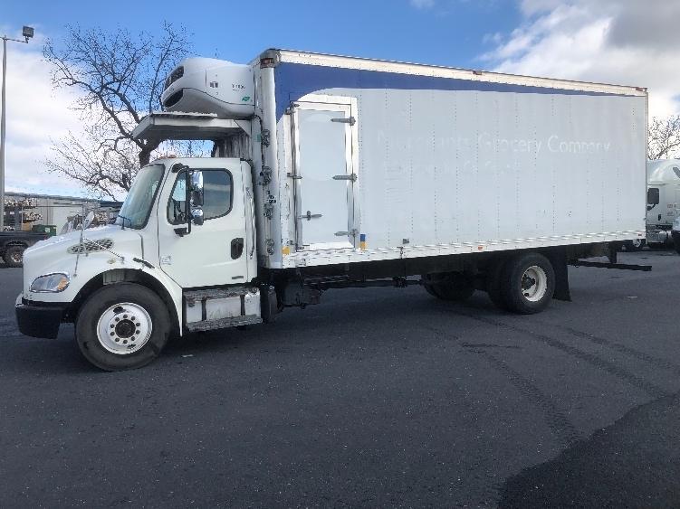 Reefer Truck-Light and Medium Duty Trucks-Freightliner-2012-M2-HARRISONBURG-VA-324,864 miles-$22,000