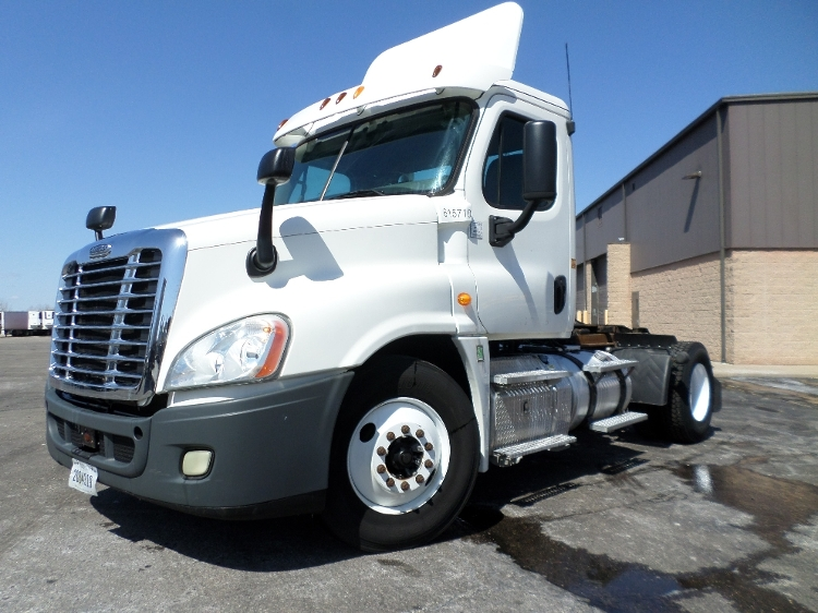 Day Cab Tractor-Heavy Duty Tractors-Freightliner-2012-Cascadia 12542ST-KENTWOOD-MI-52,152 miles-$38,500