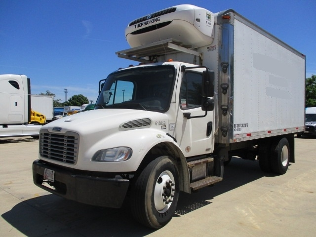 Reefer Truck-Light and Medium Duty Trucks-Freightliner-2012-M2-JESSUP-MD-397,823 miles-$20,750