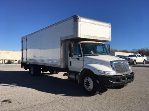 Medium Duty Box Truck-Light and Medium Duty Trucks-International-2012-4300-LOWELL-AR-141,276 miles-$39,000