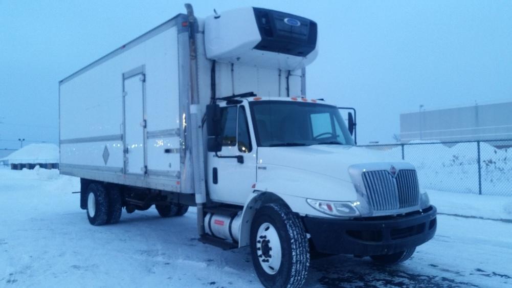 Reefer Truck-Light and Medium Duty Trucks-International-2012-4300-STE-FOY-PQ-161,637 km-$43,250