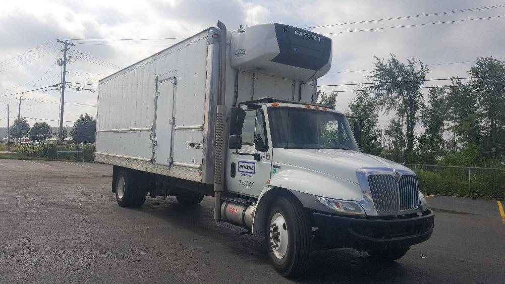 Reefer Truck-Light and Medium Duty Trucks-International-2012-4300-SAINT LAURENT-PQ-269,743 km-$44,500