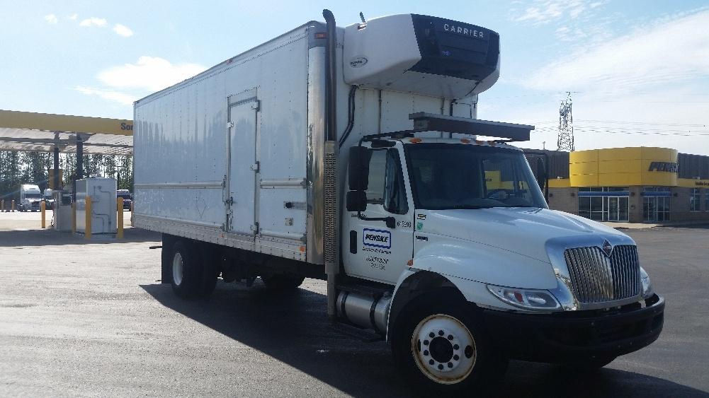 Reefer Truck-Light and Medium Duty Trucks-International-2012-4300-MISSISSAUGA-ON-276,842 km-$28,750