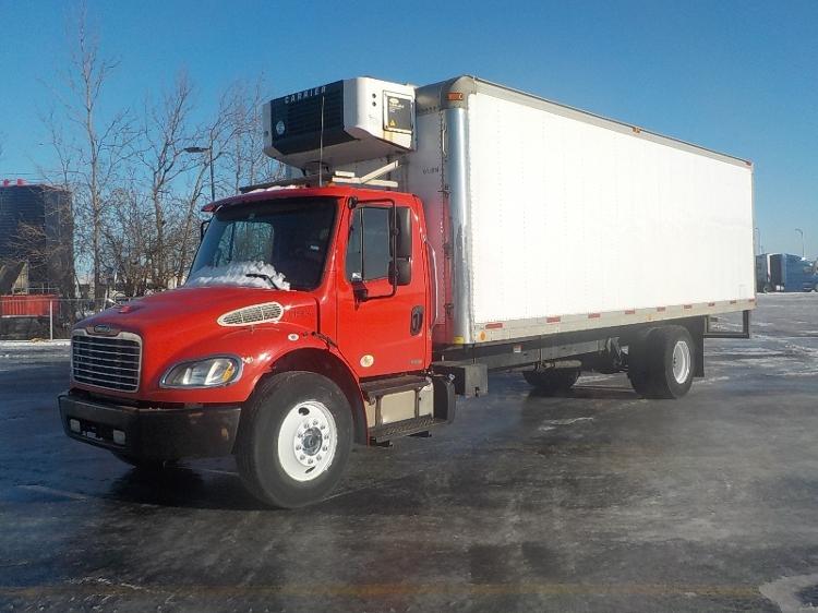 Reefer Truck-Light and Medium Duty Trucks-Freightliner-2012-M2-SAINT LAURENT-PQ-250,130 km-$37,000