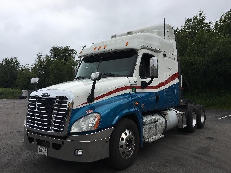 Sleeper Tractor-Heavy Duty Tractors-Freightliner-2012-Cascadia 12564ST-HARRISBURG-PA-487,590 miles-$39,750