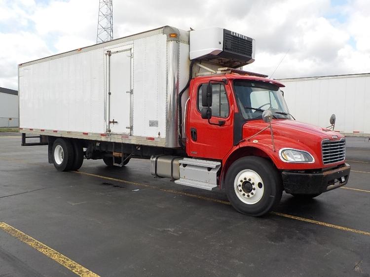 Reefer Truck-Light and Medium Duty Trucks-Freightliner-2012-M2-SAINT LAURENT-PQ-338,357 km-$43,250
