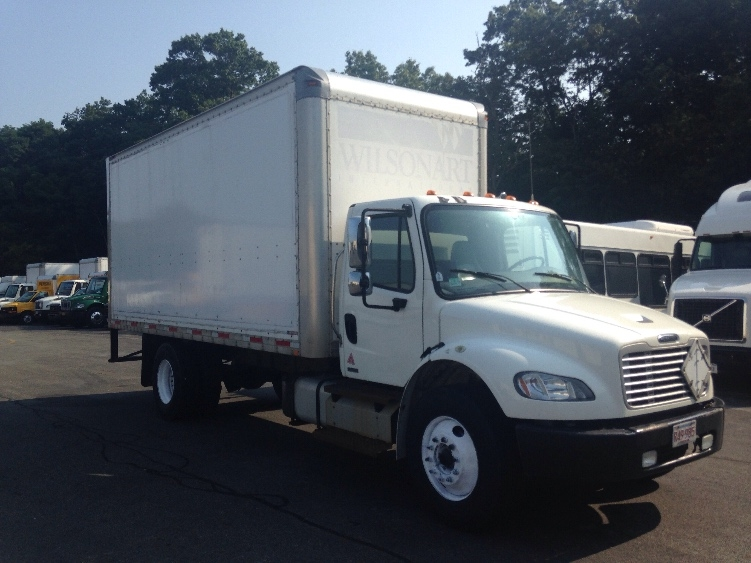 Medium Duty Box Truck-Light and Medium Duty Trucks-Freightliner-2012-M2-LAWRENCE-MA-247,295 miles-$26,000