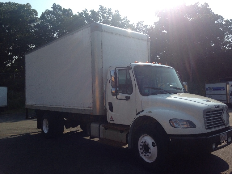 Medium Duty Box Truck-Light and Medium Duty Trucks-Freightliner-2012-M2-LAWRENCE-MA-224,485 miles-$26,000