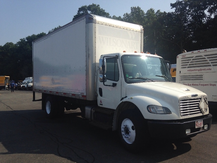 Medium Duty Box Truck-Light and Medium Duty Trucks-Freightliner-2012-M2-LAWRENCE-MA-201,001 miles-$27,250