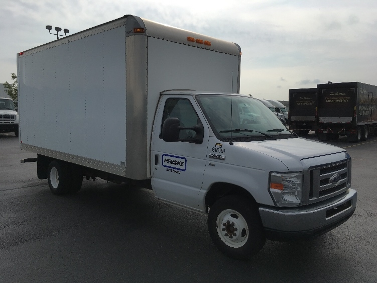Light Duty Box Truck-Light and Medium Duty Trucks-Ford-2011-E350-CAMBRIDGE-ON-114,000 km-$21,750
