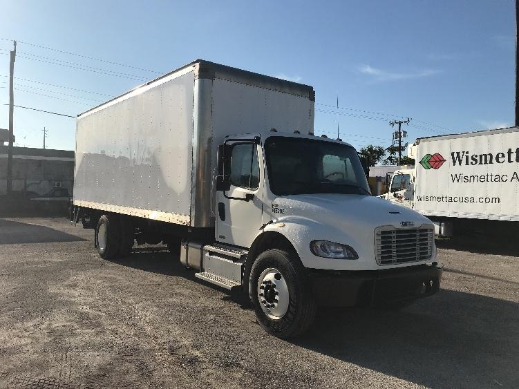 Medium Duty Box Truck-Light and Medium Duty Trucks-Freightliner-2012-M2-MIAMI-FL-40,938 miles-$44,500
