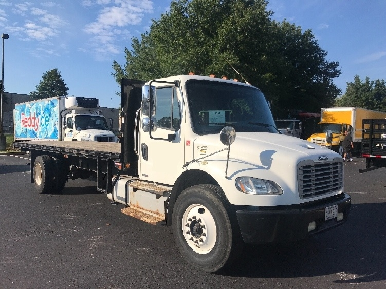 Flatbed Truck-Light and Medium Duty Trucks-Freightliner-2012-M2-CAPITOL HEIGHTS-MD-106,813 miles-$35,750