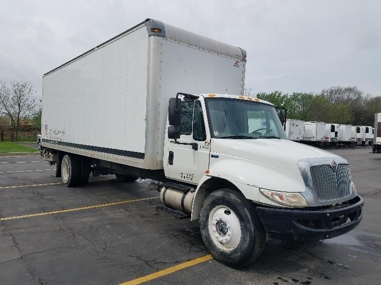 Medium Duty Box Truck-Light and Medium Duty Trucks-International-2012-4300-LENEXA-KS-124,342 miles-$27,500