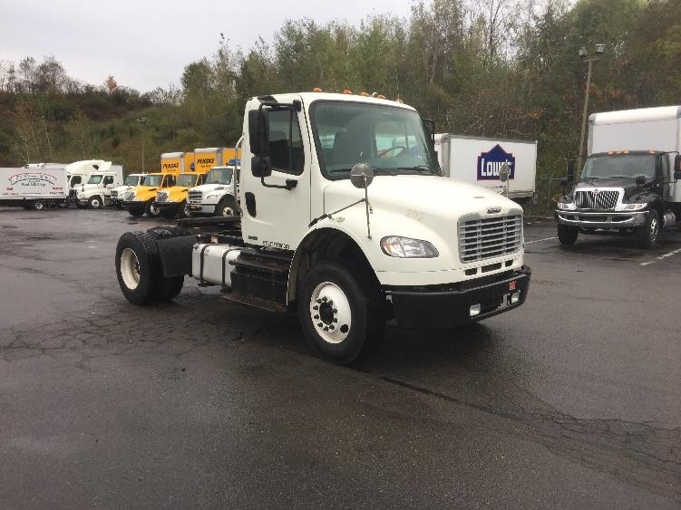 Day Cab Tractor-Heavy Duty Tractors-Freightliner-2012-M2-BINGHAMTON-NY-186,992 miles-$40,750