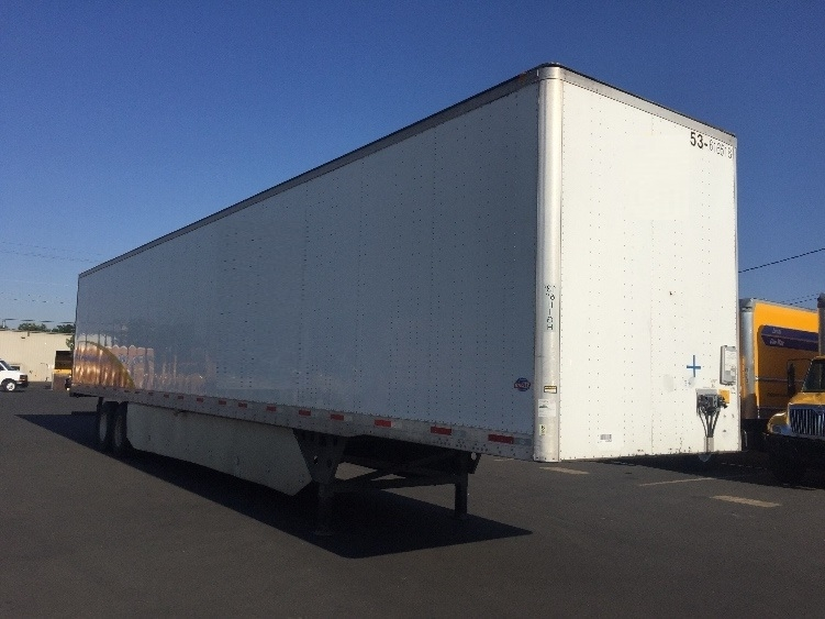 Dry Van Trailer-Semi Trailers-Utility-2012-Trailer-SPARKS-NV-554,978 miles-$22,000