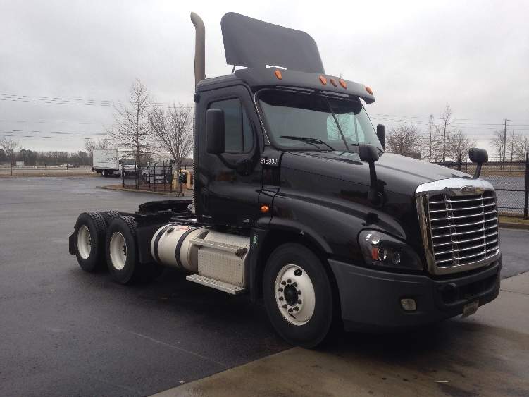 Day Cab Tractor-Heavy Duty Tractors-Freightliner-2012-Cascadia 12564ST-AUGUSTA-GA-291,611 miles-$38,000