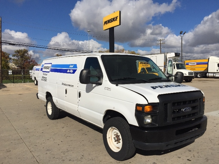 Cargo Van (Panel Van)-Light and Medium Duty Trucks-Ford-2011-E250-PERRYSBURG-OH-81,047 miles-$14,000