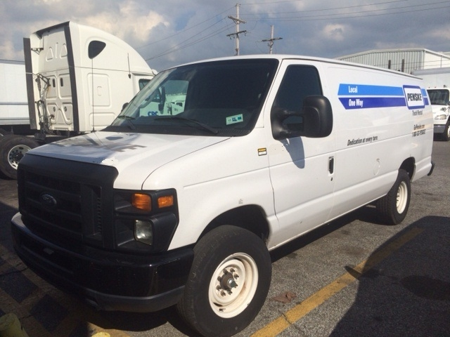 Cargo Van (Panel Van)-Light and Medium Duty Trucks-Ford-2011-E250-BATON ROUGE-LA-120,457 miles-$12,750