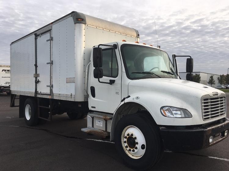 Medium Duty Box Truck-Light and Medium Duty Trucks-Freightliner-2012-M2-KENTWOOD-MI-216,937 miles-$23,000