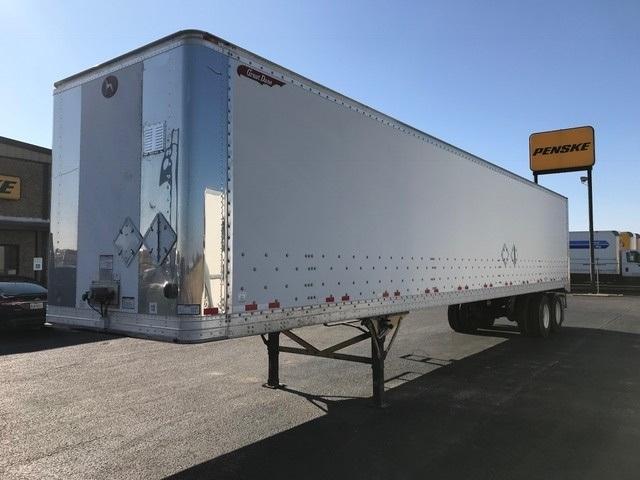 Dry Van Trailer-Semi Trailers-Great Dane-2012-Trailer-WACO-TX-217,511 miles-$13,750