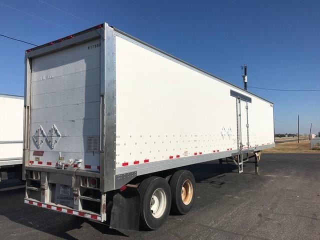 Dry Van Trailer-Semi Trailers-Great Dane-2012-Trailer-WACO-TX-188,747 miles-$13,750