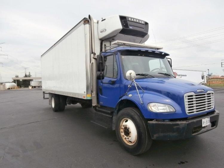 Reefer Truck-Light and Medium Duty Trucks-Freightliner-2012-M2-MISSISSAUGA-ON-237,000 km-$43,500