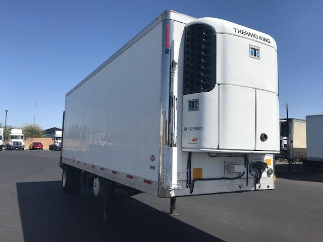 Reefer Trailer-Semi Trailers-Utility-2012-Trailer-PHOENIX-AZ-7,558 miles-$38,500
