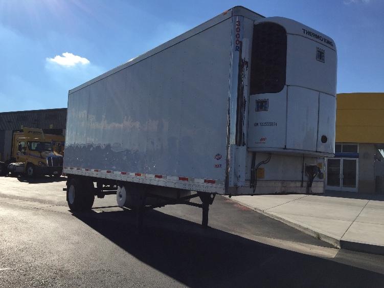 Reefer Trailer-Semi Trailers-Utility-2012-Trailer-CLEONA-PA-28,090 miles-$18,500