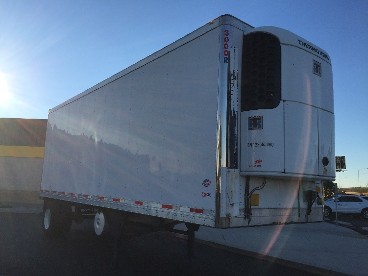Reefer Trailer-Semi Trailers-Utility-2012-Trailer-CLEONA-PA-24,744 miles-$18,500
